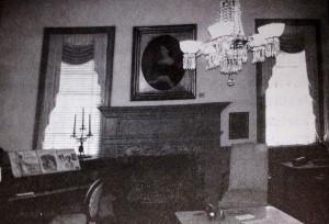 Haunted Blount-Bridgers House
