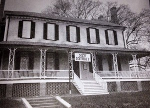 Haunted Blount-Bridgers House