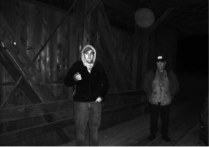 Haunted Colville Covered Bridge