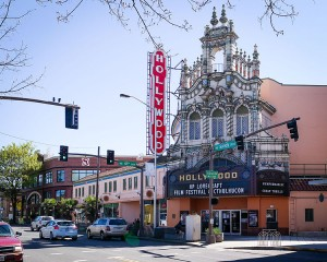 Hollywood Theatre Portland