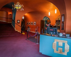 Hollywood Theatre lobby