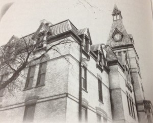 Hamline University Old Main Building