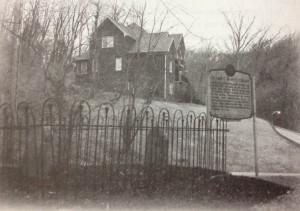 Granny White Grave