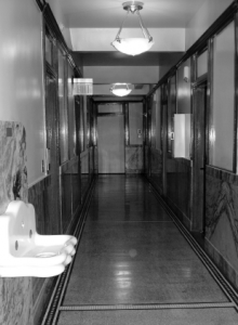 Haunted Indigo Hotel