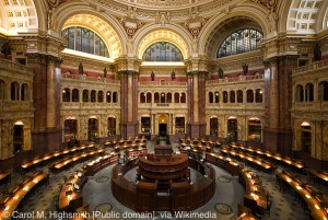 Library of Congress Inside