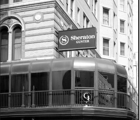 Sheraton gunter hotel san antonio america 39 s haunted roadtrip for San francisco haunted hotel
