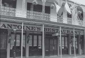 Antoines Restaurant New Orleans