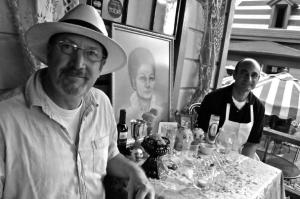 Creole Cafe owner Mark Bihm